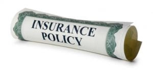 Insurance policy for Builders Risk